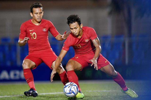 Drawing Kualifikasi Piala Asia U-23: Indonesia di Grup Berat  (64382)