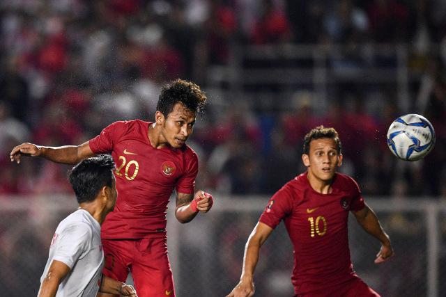 Cabor Lain Belum Dipasang Target, Sepak Bola Wajib Emas di SEA Games 2021 (24086)