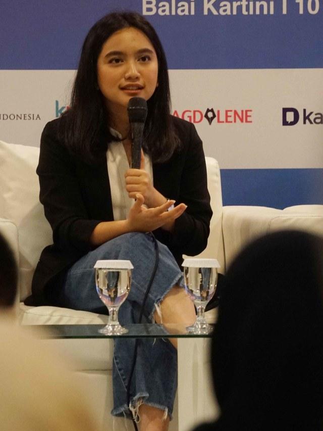 PTR, Rachel Amanda di Balai Kartini