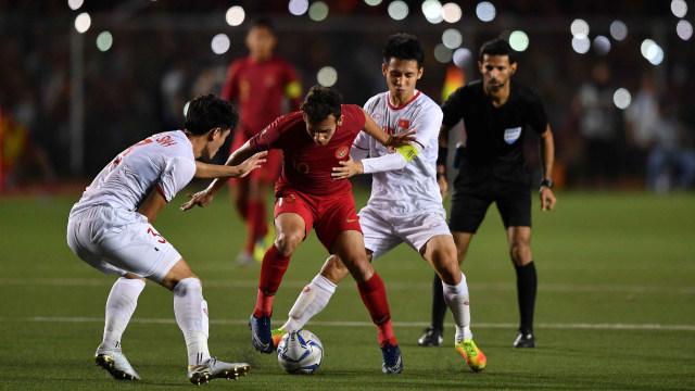 Cabor Lain Belum Dipasang Target, Sepak Bola Wajib Emas di SEA Games 2021 (24087)