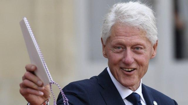 Eks Presiden AS Bill Clinton Dilarikan ke RS Akibat Infeksi (50220)