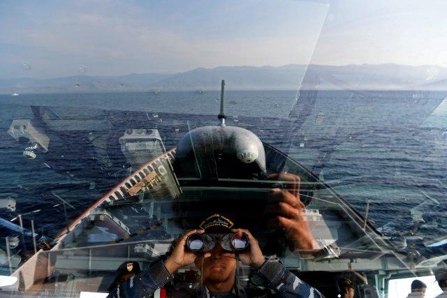 KRI Usman Harun, Timor Leste