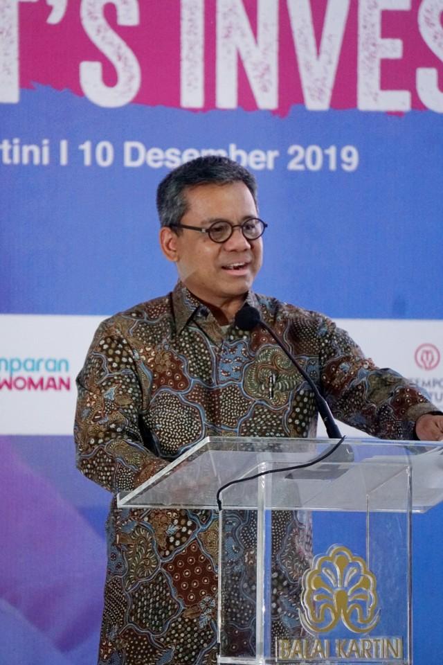PTR, Wakil Menteri Keuangan, Suahasil Nazara