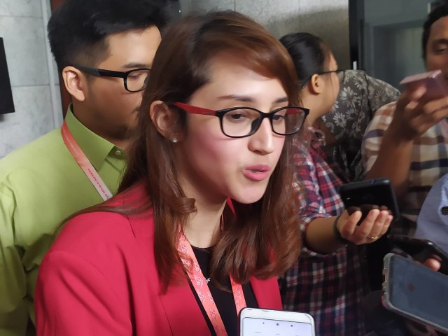 Tsamara soal Gugatan Usia Calon Kepala Daerah Ditolak: Anak Muda Kalah (211971)