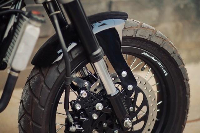 Motor kustom Honda CBR250RR