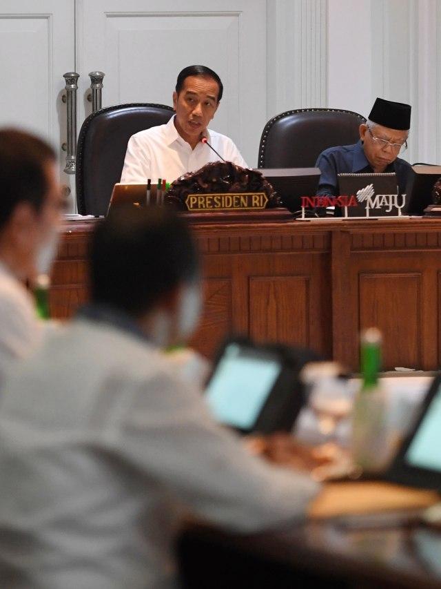 Mensesneg Bantah Isu Reshuffle 18 Menteri Jokowi: Kita Fokus Hadapi Krisis (44059)