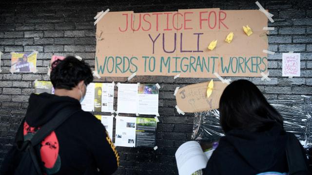 Cerita Yuli Riswati Berhenti di Deportasi (296)