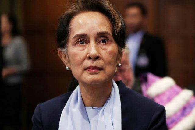 Virus Corona Merebak, Myanmar Perketat Aturan Masuk ke Ibu Kota (28156)