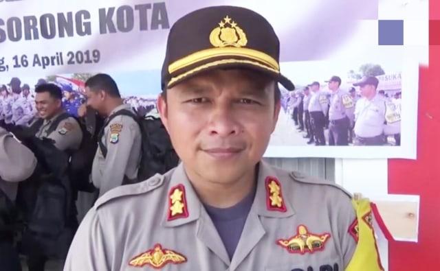 Polres Sorong Kota Tangkap Pelaku Video Viral Salat Joget-Joget  (450178)