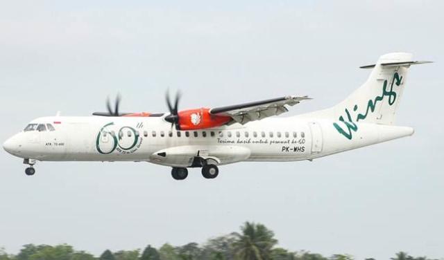Wings Air Kini Layani Terbang PP dari Makassar ke Palu (106727)