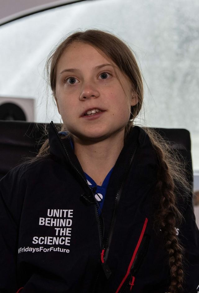 Greta Thunberg (PTR)