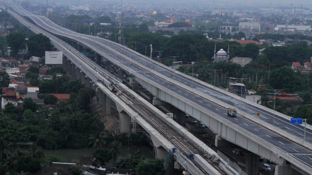 Tol Layang Jakarta-Cikampek II
