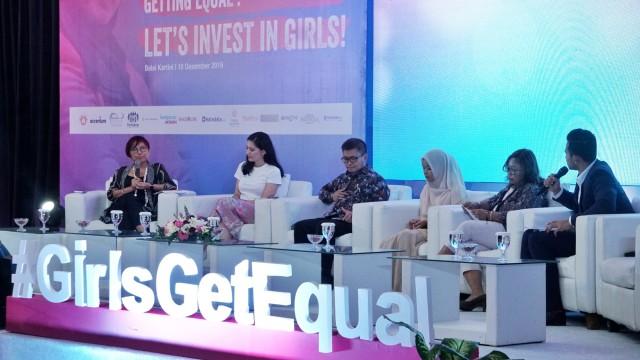 acara Summit On Girls