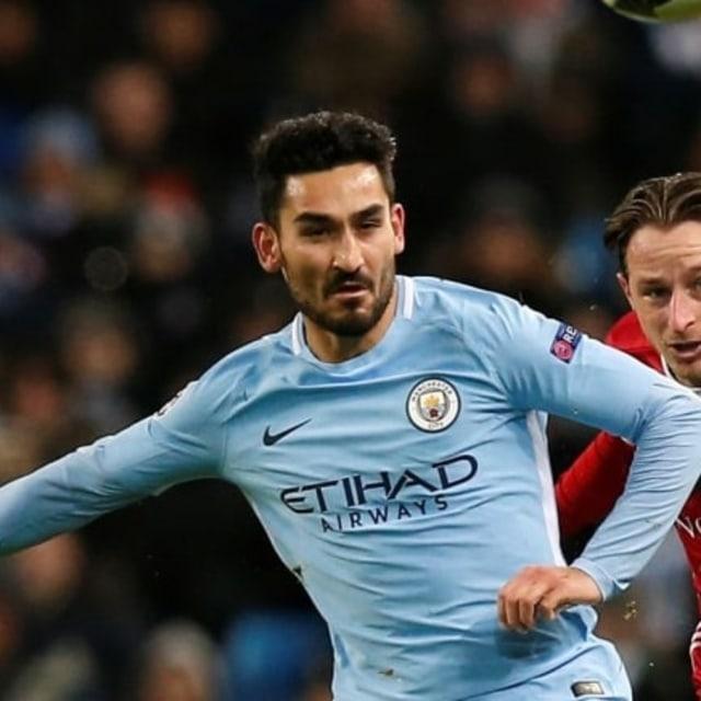 Guendogan: Manchester City Tak Mampu Kejar Liverpool  (284861)