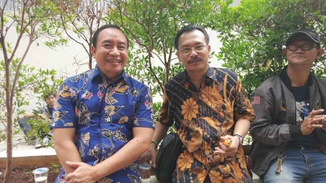 Anggota Komisi III dari Fraksi Demokrat, Didik Mukrianto