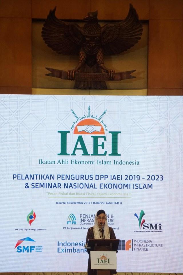 Menteri Keuangan Indonesia Sri Mulyani, POTRAIT