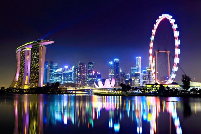 Perjalanan Tiga Passion Bersatu dalam Satu Tempat: Singapura (35819)