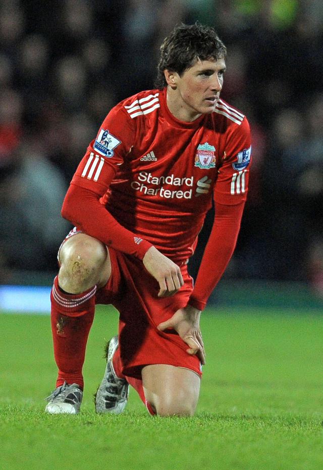 PTR, Fernando Torres di Liverpool