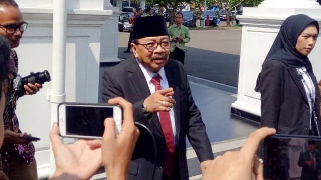 Eks Gubernur Jawa Timur Soekarwo