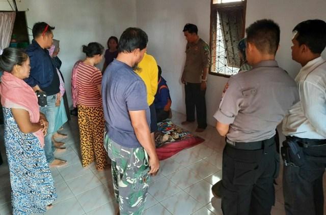 Mayat Pria Paruh Baya Ditemukan di Saluran Irigasi Pinrang, Sulsel (135416)