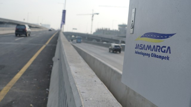 Tol Layang Jakarta-Cikampek Dibuka