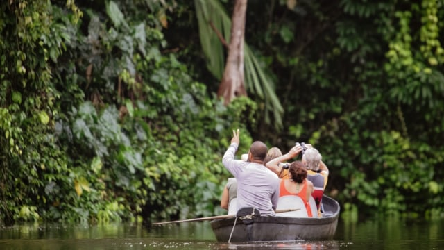 Niat Mencari Potensi Wisata Alam, 84 Warga Lima Puluh Kota Malah Hilang di Hutan (160907)