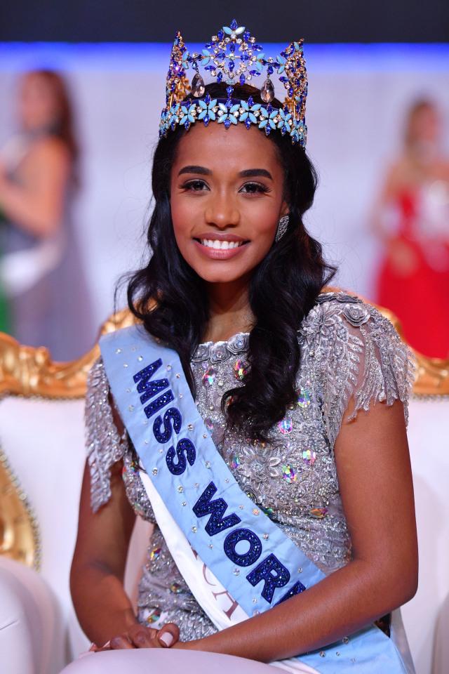 Miss World 2019, Toni-Ann Singh, POTRAIT