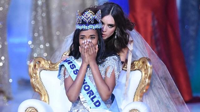 Miss World 2019, Toni-Ann Singh