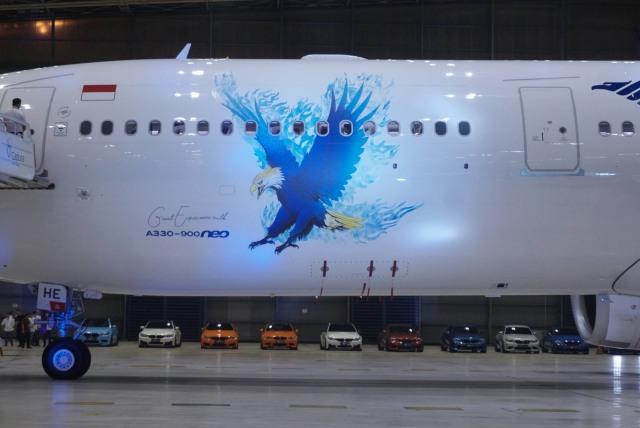 LIPSUS Garuda Indonesia