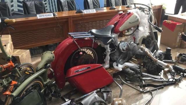 Kasus Harley-Brompton, Eks Dirut Garuda Ari Askhara Dituntut 1 Tahun Penjara (45171)