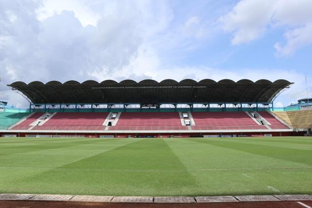 Rumput Stadion Maguwoharjo Sudah Mulus, Siap untuk Liga 1 (633776)
