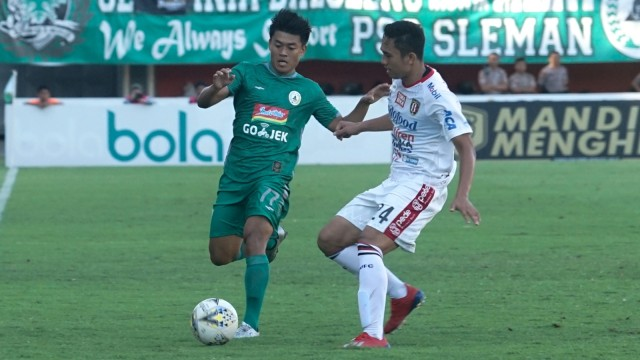 PSS, Bali United (C)