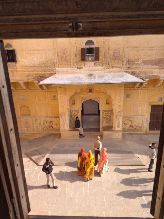Nahargarh Fort di India, Bangunan Cantik dan Kisah Hantu Pangeran (304215)