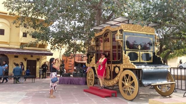 Nahargarh Fort di India, Bangunan Cantik dan Kisah Hantu Pangeran (304218)