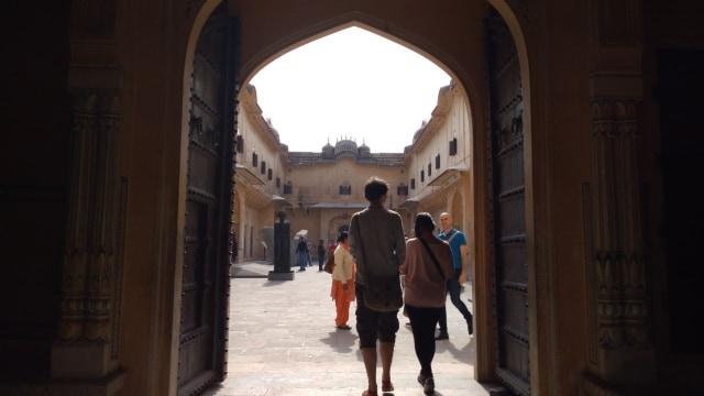 Nahargarh Fort di India, Bangunan Cantik dan Kisah Hantu Pangeran (304220)