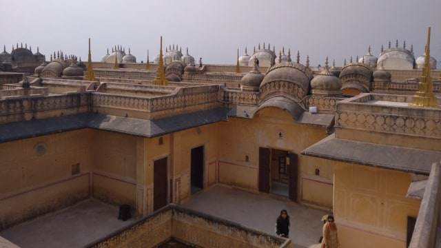Nahargarh Fort di India, Bangunan Cantik dan Kisah Hantu Pangeran (304221)