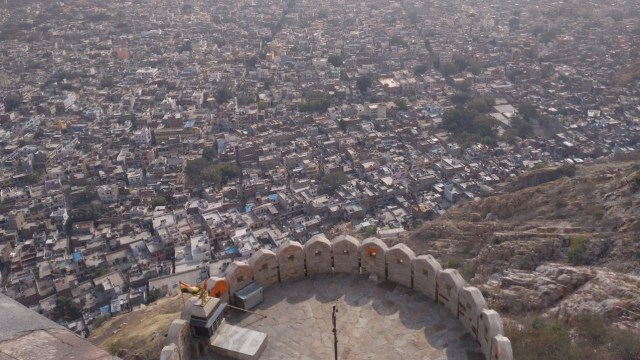 Nahargarh Fort di India, Bangunan Cantik dan Kisah Hantu Pangeran (304223)