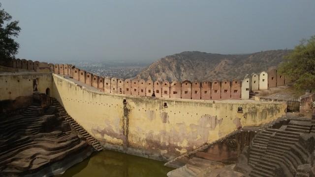 Nahargarh Fort di India, Bangunan Cantik dan Kisah Hantu Pangeran (304224)