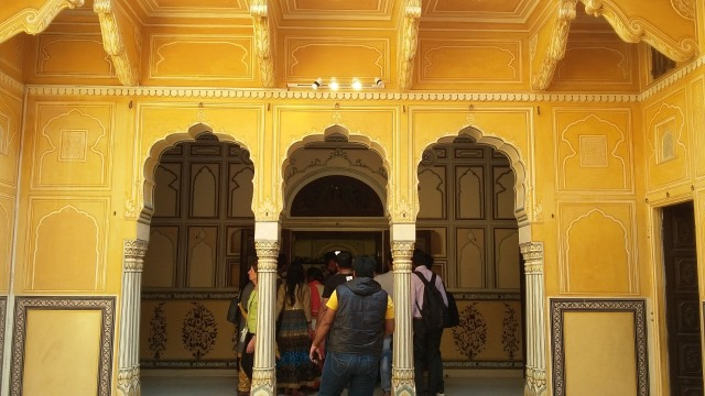 Nahargarh Fort di India, Bangunan Cantik dan Kisah Hantu Pangeran (304226)
