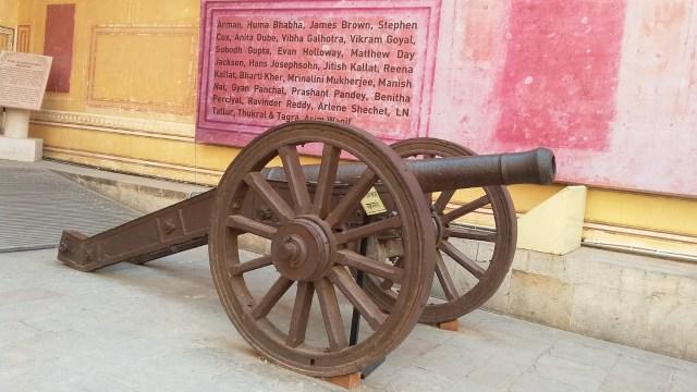 Nahargarh Fort di India, Bangunan Cantik dan Kisah Hantu Pangeran (304219)