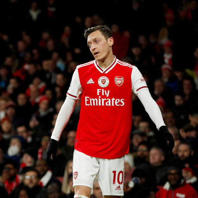 Fulham vs Arsenal: Akankah Mesut Oezil Dimainkan? (14268)