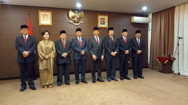Batas Waktu Tinggal Sebulan, Wantimpres Jokowi Masih Belum Lapor LHKPN ke KPK (12615)