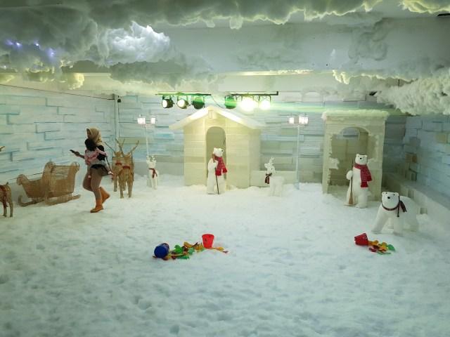 Video: Frozen World, Wahana ala Kota Es di China, Hadir di Malang (740)