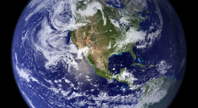 Begini Wajah Bumi Jika Semua Air Laut Habis (103881)