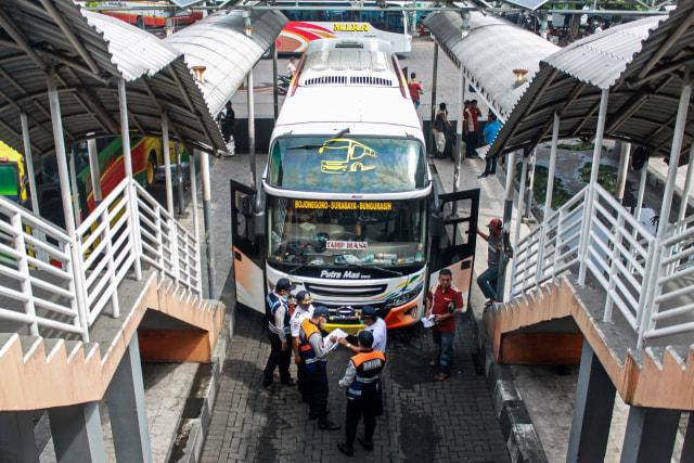 Izin PO Bus yang Abaikan Manajemen Keselamatan Bakal Dicabut  (7730)