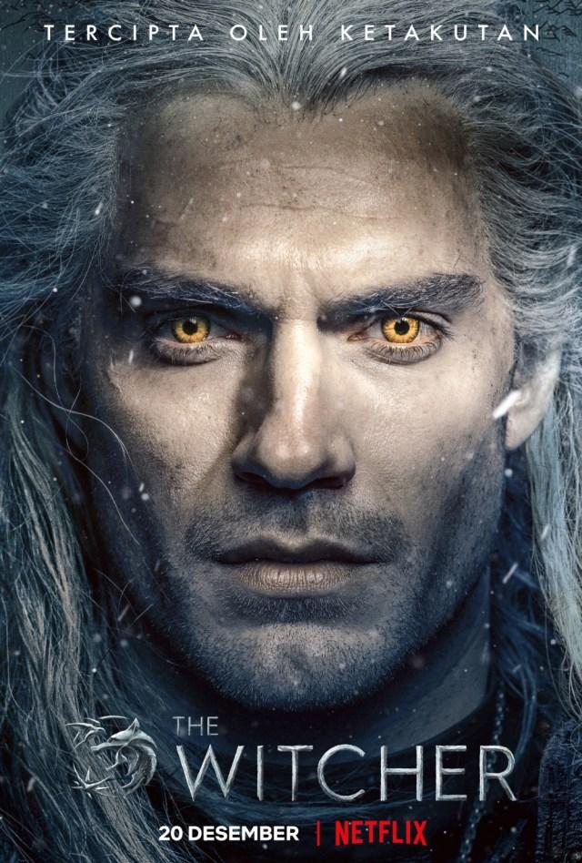 Netflix Umumkan Pemeran Baru di The Witcher Musim ke-2 (409128)
