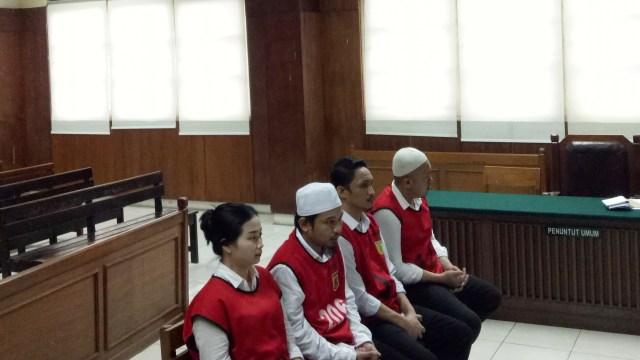 Zul 'Zivilia', Pengadilan Negeri Jakarta Utara