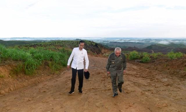 Gubernur Kaltim Sebut Jokowi Pasti Masuk Surga Karena Pindahkan Ibu Kota Negara (26097)