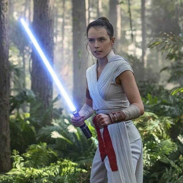 Rey di 'Star Wars: The Rise of Skywalker'