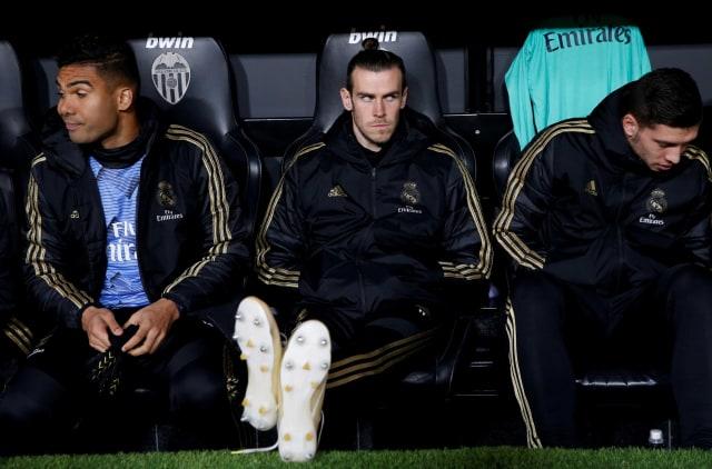 Real Madrid vs Getafe: Gareth Bale Kabur di Tengah Pertandingan, Ada apa? (1082165)
